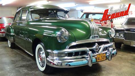 Pontiac Car : 1951 Pontiac Sedan Straight 8 At Country Classic Cars