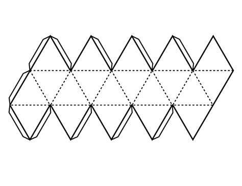 pattern  icosahedron clipart