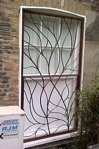 Decorative Security Grilles For Windows Uk by Bespoke Security Gates Security Grilles And Window Bars