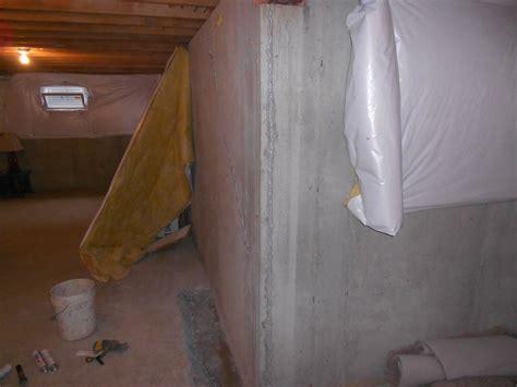 Basement Waterproofing Cincinnati Oh Wall Cracks