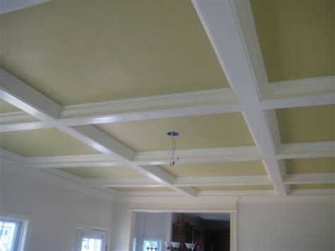 What Is A Coffered Ceiling?