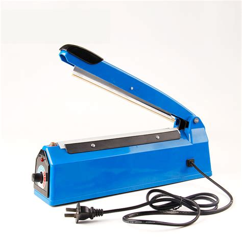 mm impulse sealer hand heat sealing machine poly