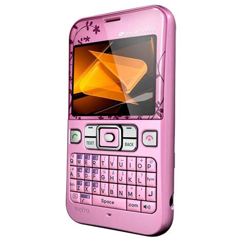 cheap boost phones sanyo juno 2700 boost mobile used phone pink cheap phones