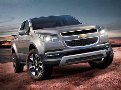 2011 Chevrolet Colorado Overview