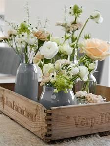 Deko Vasen Für Wohnzimmer : ber ideen zu graue blumen auf pinterest blumenm dchen blumenm dchen tutu und ~ Bigdaddyawards.com Haus und Dekorationen