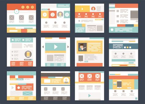 Page Template by 12 Beautiful Landing Page Templates Designed Just For You