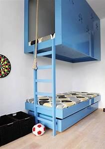 Das Coolste Kinderzimmer Der Welt : 15 creative kids bedroom decorating ideas ~ Bigdaddyawards.com Haus und Dekorationen