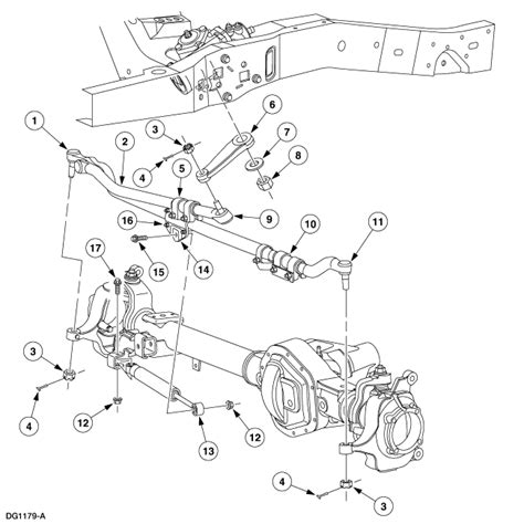 Ford F 350 Part Diagram by Ford Front Axle Parts Diagram Downloaddescargar