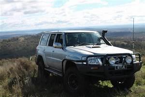 4x4 Patrol : 2005 nissan patrol st 4x4 gu iv boostcruising ~ Gottalentnigeria.com Avis de Voitures