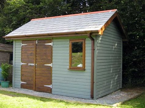 Diy Timber Garden Self Build Shed Or Garden Room Or Office