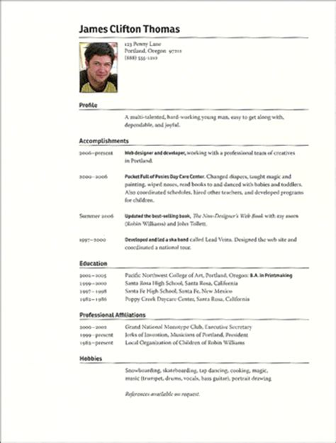 How To Make My Resume More Appealing by Contrast Resume
