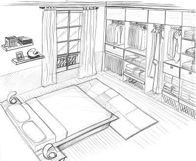 comment dessiner une chambre pourquoi comment les