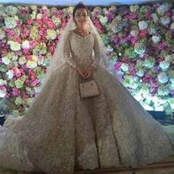 expensive wedding dresses couture wedding gowns pictures prepare to swoon the world 39 s most expensive wedding
