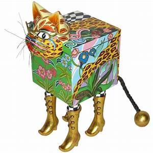 Boite A Bijoux Originale : boite pour bijoux design original boite chat l tom 39 s drag ~ Teatrodelosmanantiales.com Idées de Décoration