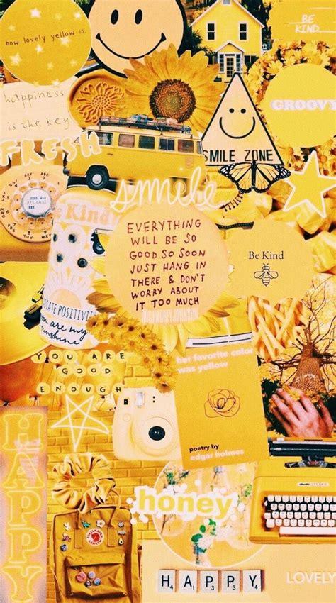 aesthetic yellow hd wallpapers