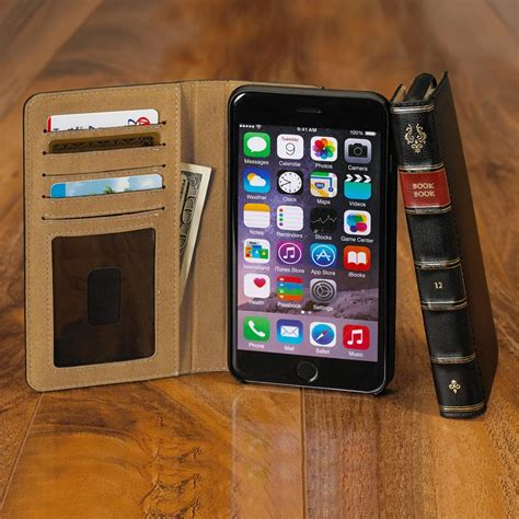 iphone book book book for iphone 174 6 6s plus levenger