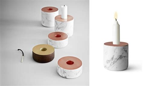 Concrete Table Lamps by Marble Decor For A Sleek Interior