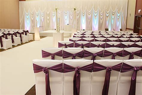 where to rent chair covers in oak brook il chicago west