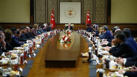 turquie erdogan reçoit des représentants du conseil turco