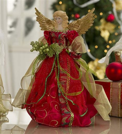 angel tree toppers for christmas trees beneconnoi