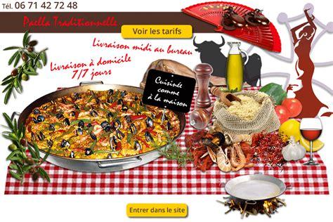 cuisine livrée à domicile livraison paella toulouse traiteur paella toulouse haute