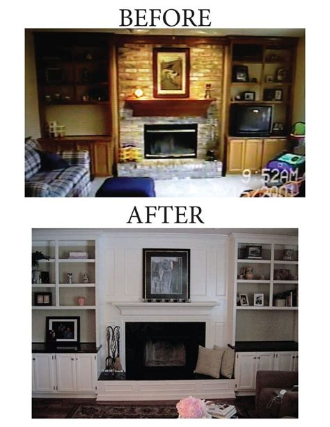 how to update a brick fireplace pin by adam mann on fireplace ideas in 2019 home