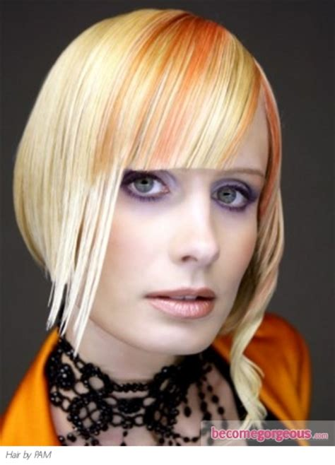 Pictures Hair Highlights Ideas Orange Hair Highlights