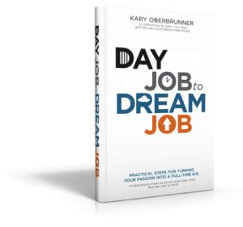 day job  dream job