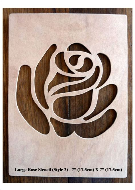 beautiful large sized hand crafted mdf flower drawing