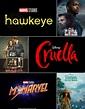 Disney Movies 2021 - Walt Disney Studios, Pixar, Marvel ...