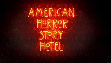 american horror story hotel la critique