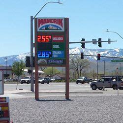 maverik   gas stations    carson