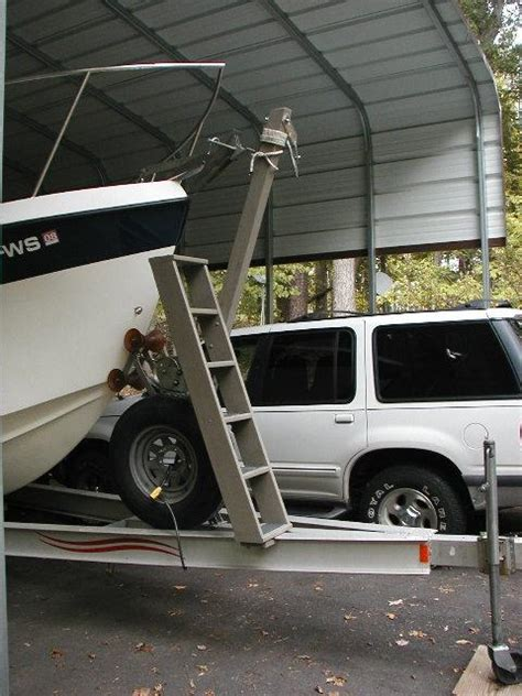 Boat Hull Steps by Steps For Boat Trailer The Hull Boating And