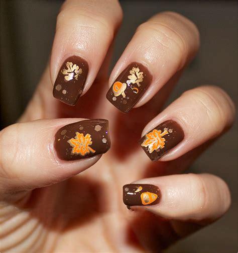 autumn nail designs 27 fall nail designs free premium templates