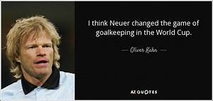 OLIVER KAHN QUOTES image quotes at hippoquotes.com
