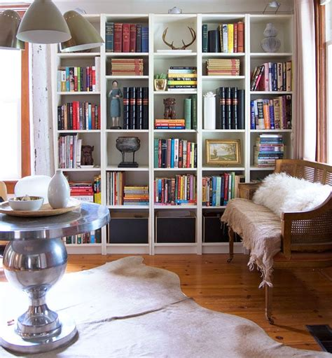 Bookcase Inspiration by Every Room Makeover Begins With Inspiration And