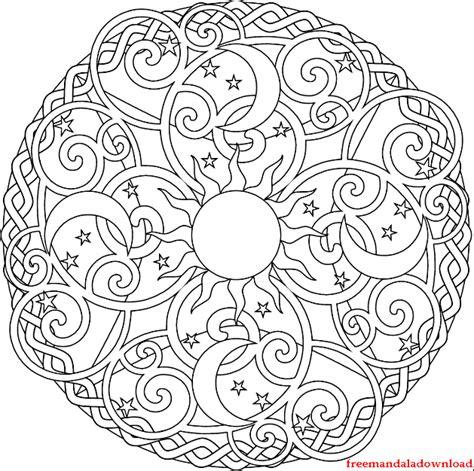 mandalas zum drucken mandala malvorlagen zum ausdrucken mandala coloring pages free mandala