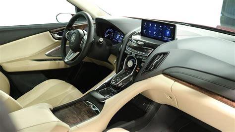VWVortex.com   2019 Acura RDX Prototype Packs More Power