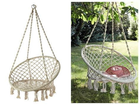 chaise hamac suspendu 10 fauteuils suspendus d 233 co design assieds toi