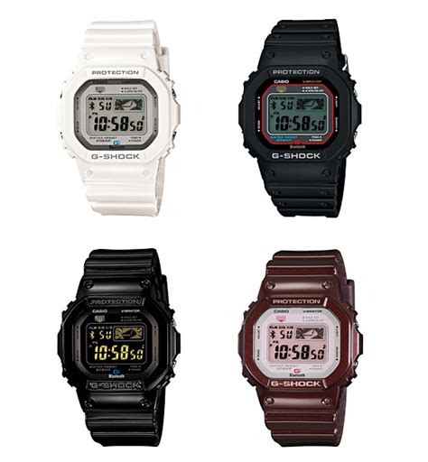 watches compatible with iphone iphone supported smart watches unveiled by casio ubergizmo