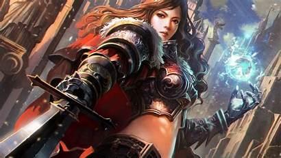 Fantasy Warriors Warrior