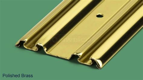 23 243 96 quot sliding mirror door bottom track swisco