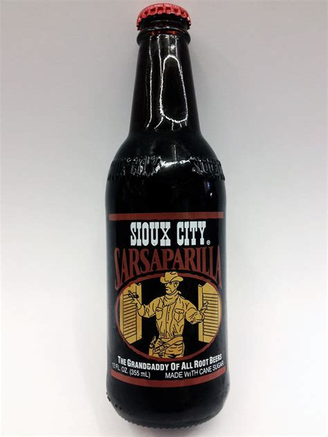 Sioux Sarsaparilla Root Beer | Soda Pop Shop