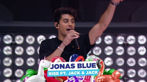 'rise Feat Jack & Jack' (live At Capital's