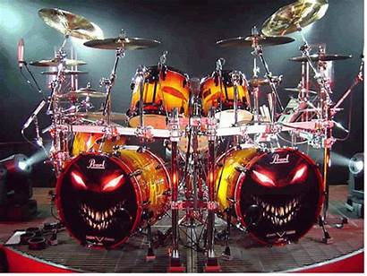 Drums Disturbed Pearl Drum Cool Kit Drumset