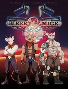 Biker Mice from Mars 2012 by FooRay on DeviantArt