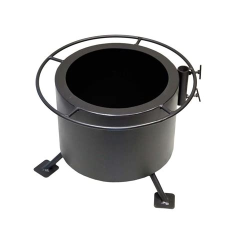 Higher fire pit fuel is providing more efficiency which means longer fires using the less wood you will get a reduced amount of leftover as and other wood residues to dispose of. Double Flame Smokeless Fire Pit - The Green Head