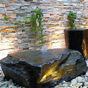 Natural, Slate, Water, Feature