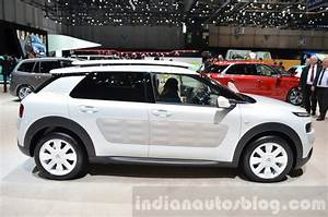 Citroen Cactus Rip Curl : citroen c4 cactus w side at the 2016 geneva motor show live indian autos blog ~ Gottalentnigeria.com Avis de Voitures