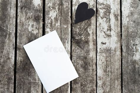 valentines day card  heart   wooden texture